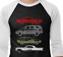 Supernatural Four Horsemen of the Apocalypse Men's Baseball ¾ T-Shirt