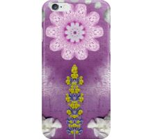 Under the rainbow is a temple iPhone Case/Skin