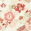 Floral Botanical Dreaming 2 by supercamel