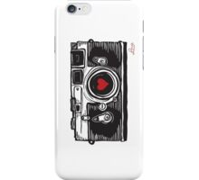 Leica Love! iPhone Case/Skin