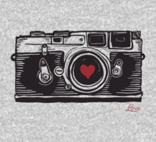 Leica Love! Kids Clothes