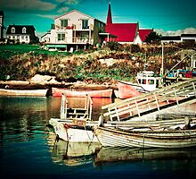 Peggy's Cove by Shane Shaw