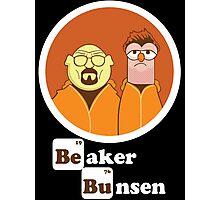 Beaker Bunsen Breaking Bad Photographic Print