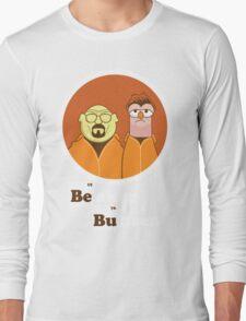 Beaker Bunsen Breaking Bad Long Sleeve T-Shirt