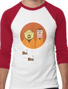 Beaker Bunsen Breaking Bad Men's Baseball ¾ T-Shirt