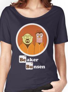 Beaker Bunsen Breaking Bad Women's Relaxed Fit T-Shirt