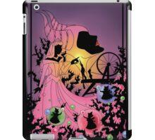 Silhouette Aurora iPad Case/Skin