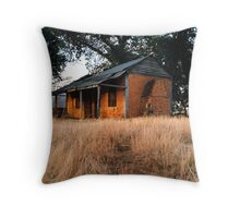 Landscape North East Victoria Throw Pillow