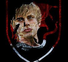 Merlin- Camelot Crest Arthur by frostwolf0303