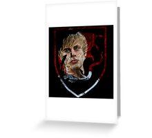 Merlin- Camelot Crest Arthur Greeting Card