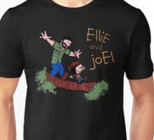 Joel And Ellie Calvin And Hobbes Unisex T-Shirt