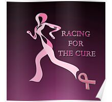 Racing for the Cure Poster
