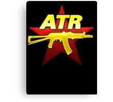 Atari Teenage Riot Canvas Print