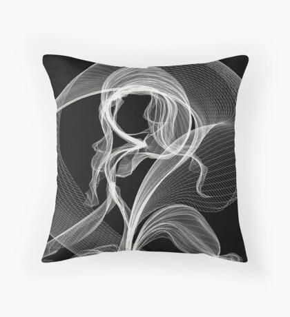Mistress Throw Pillow