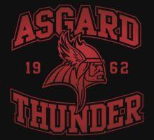 Asgard Thunder Football One Piece - Short Sleeve