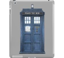 221b is Bigger on the Inside iPad Case/Skin