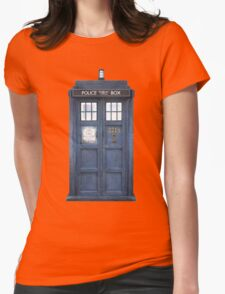 221b is Bigger on the Inside Womens Fitted T-Shirt