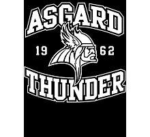 Asgard Thunder Football Photographic Print