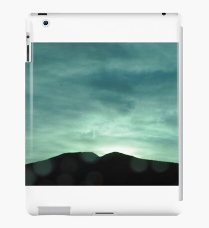 Colorado Hills iPad Case/Skin