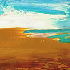 Dockweiler Beach by Janet Antepara
