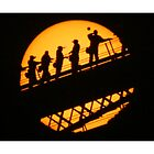 Transit of Venus over Sydney Harbour Bridge by roadwarrior