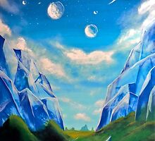 Crystal Mountains by jpmackey