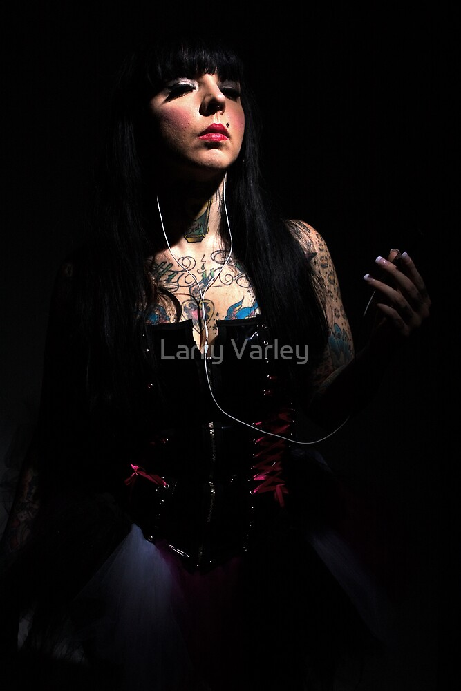 Wired by Larry Varley