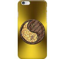 Leo & Boar Yin Earth iPhone Case/Skin