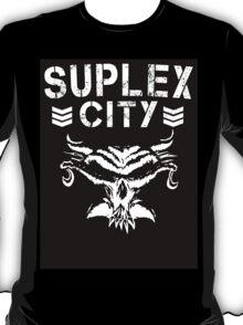 Suplex City/Bullet Club Mash Up T-Shirt