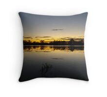 Tranquil Reflections! Throw Pillow