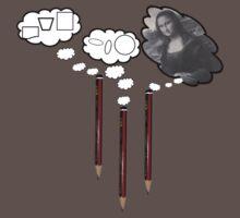 High hopes. by DrawingDown