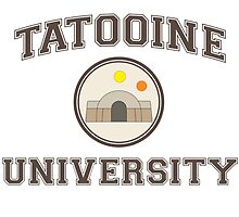 Tatooine University by gnarlynicole