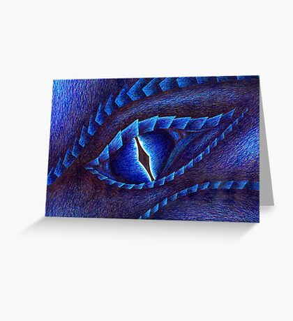 Saphira Greeting Card