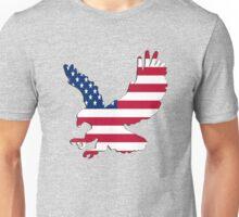 American bald eagle Unisex T-Shirt