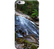 Taggerty Cascades #2 iPhone Case/Skin