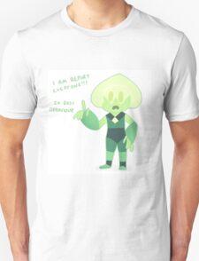 Peridot Will Report! Unisex T-Shirt