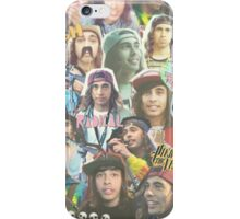 vic fuentes collage iPhone Case/Skin