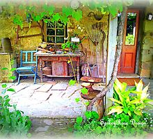 Lavendular Farm #9, Daylesford, Victoria, Australia by SpikeyRose