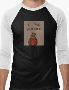 Kishin Soul Men's Baseball ¾ T-Shirt