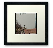 Melbourne's squares 06 Framed Print
