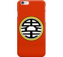 World King Kanji Original iPhone Case/Skin