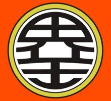 World King Kanji Original by benlaverock