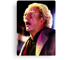 Great Scott! Canvas Print