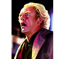 Great Scott! Photographic Print