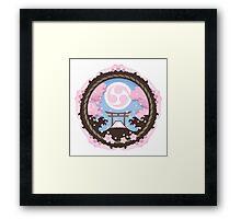 Sakura Matsuri Framed Print
