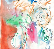 FRESH FLOWERS(C2012) by Paul Romanowski