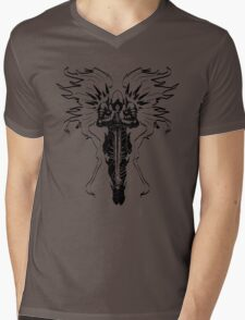 Tyrael Mens V-Neck T-Shirt