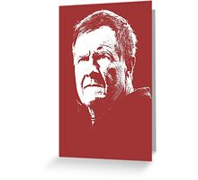 BB - The Greatest to Ever Coach the Game Greeting Card