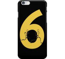 Running Through The Six iPhone Case/Skin