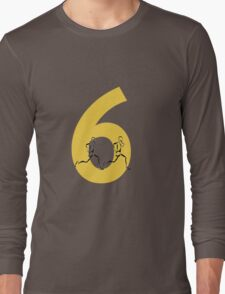 Running Through The Six Long Sleeve T-Shirt